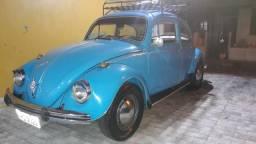 Fusca 76 azul