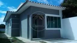 Casa à venda com 2 dormitórios em Ampliação, Itaboraí cod:873054