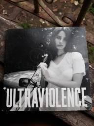 Cd Ultraviolence Lana del Rey comprar usado  Belém