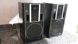 Caixas acústicas Gradiente Turbo 75