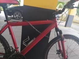 Bicicleta mountain bike vender rápido / toda em alumínio