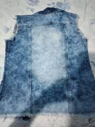 Colete jeans (jeans original)