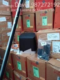 Motor PPA para Portão de garagem com instalação