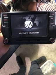 Multimídia original Volkswagen do Gol G8