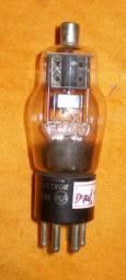 Válvula eletrônica antiga tipo 75.- 168 -