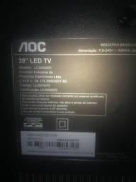 "Placa Principal tv led AOC 39"""