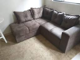 Preço de fabrica - sofá de canto