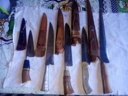 Coleçao facas