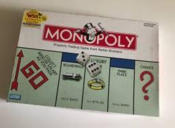Jogo Monopoly - edição americana