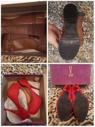 Vestidos de festa + salto+bota