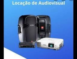 Aluguel áudio e video para eventos