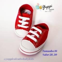 Sapato infantil Promoção