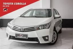 Toyota Corolla GLi Upper 1.8 2016