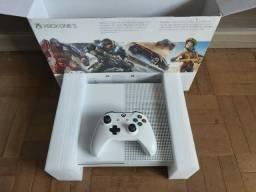 Xbox One S 1TB 4K 250 Jogos Parcelo Entrego GARANTIA
