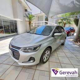 GM Chevrolet Onix Premier II 1.0 Turbo *Ano 2020* *Apenas 4.500 km