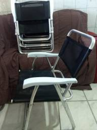 Barbada Cadeira de praia de alumínio Mor