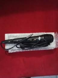 Microfone novo 80$