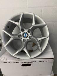 Jogo de roda BMW aro 18 ( original X1 V6 )