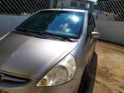Honda Fit 2007 1.5 Troco por Saveiro