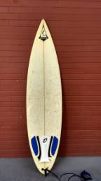 Prancha de Surf 6'2 - DSD + Capa
