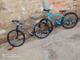 Bike aro 29 GTI somente a azul GTI
