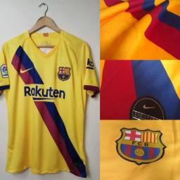 Camisa de futebol Barcelona versão torcedor S/N°