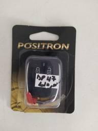 Controle Original p/ alarme Positron DP47. Novo, programado em seu alarme na hora.