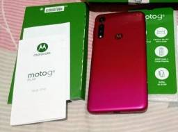 Moto G8 play, completo.