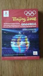 DVDs Olimpíadas 2008 Pequim