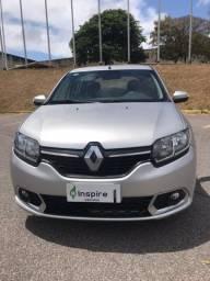 Renault Sandero 1.6 2016 Dynam automático Flex