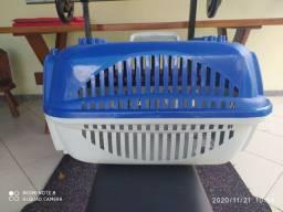 Caixa para transportar cão ou gato
