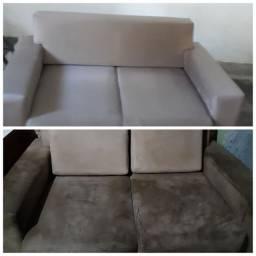 RJ Limpeza e impermeabilização de sofá