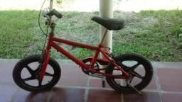 Bicicleta - Caloi para criança