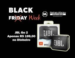 Caixa de Som JBL Go 2 Original Prova Dagua Nova Lacrada Garantia - Loja Natan Abreu