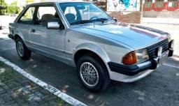 Ford Escort Guia 1.6 MK3 1986 muito inteiro em versão rara e colecionável
