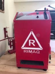 Fabrica de Chinelo Rimaq! Maquina Automática + Maq Manual + Colocador extra de tira