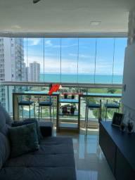 Apartamento todo mobiliado com vista para mar em Vila Velha - troca por lote em Valadares