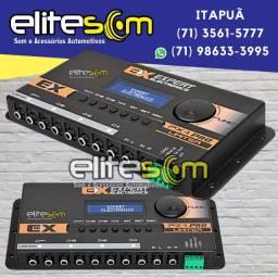Interface Controle de Volante instalado na Elite Som