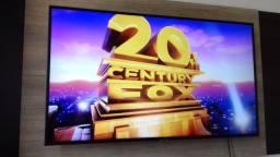 """Smart TV Led 40"""" Full HD Samsung 40J5200 Wi-Fi, Entrada HDMI e USB """"Anuncio de Barretos"""""""