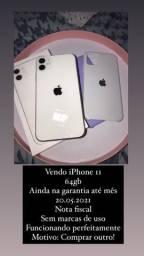 iPhone 11 seminovo