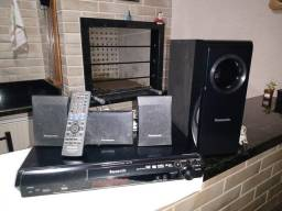 DVD e Home Theatre Panasonic