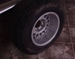 Vendo rodas de camionete top demais