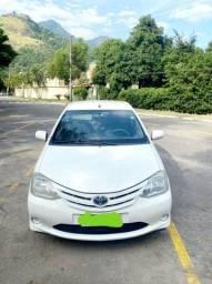Toyota Etios 2013 GNV