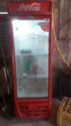 Expositor da Coca-Cola