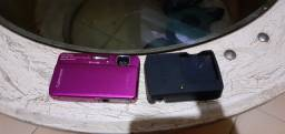 Sony Carl Zeiss Cybershot Rosa Pink 16.2 Megapixels