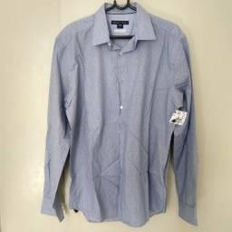 Título do anúncio: Camisa social masculina em algodão