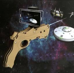 Pistola Ar - Gun Jogo Virtual