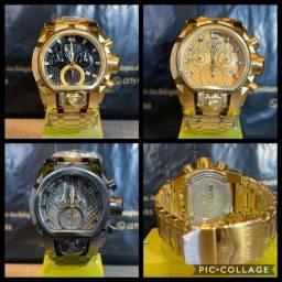 Título do anúncio: Relógio Bolt magnum várias cores novo