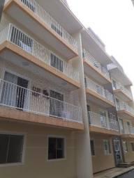 Apartamento Brisas da Cachoeira, com 2 dormitórios à venda, 59 m² por R$ 170.000 - Cachoei