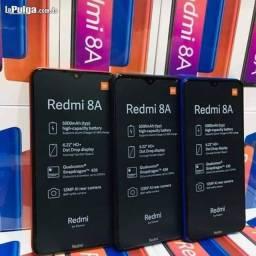 Redmi 8A Branco/Azul/Cinza 64 GB/3GB Ram India